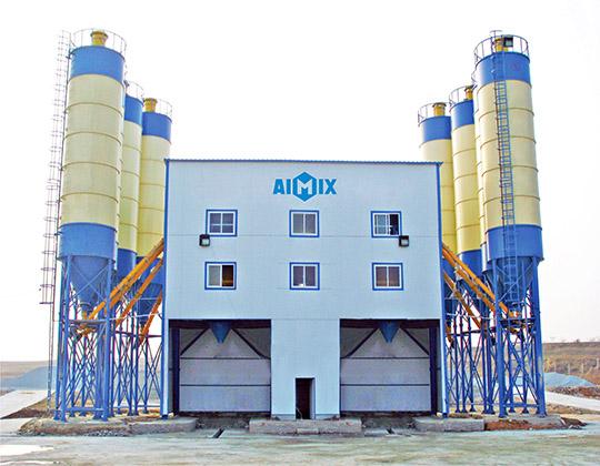 Planta mezcladora de hormigón AIMIX
