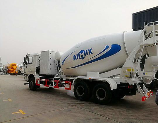 Camión hormigón mezclado barato