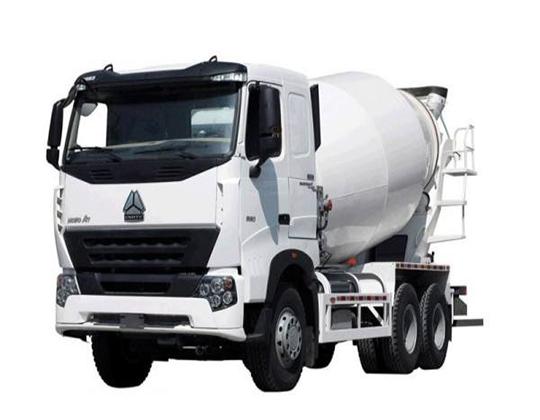 Camión Mezcladora De Cemento 6CLCMT