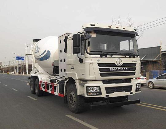Camión Mixer De Cemento y Concreto