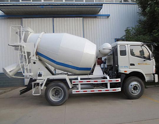 Camión Mixer Hormigonero y Cemento