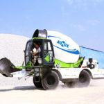 Camiones Mixer Bajo Perfil
