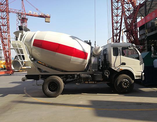 Camión Mixer De Hormigón Precio