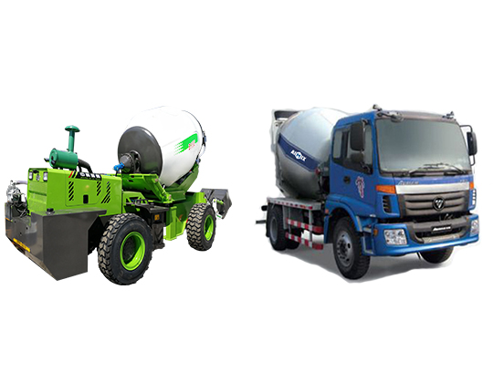 los camiones mixeres en venta de AIMIX