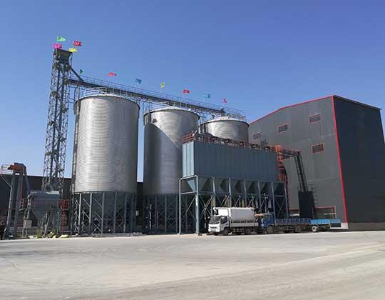 Mejor silos para granos