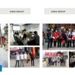 AIMIX Grupo Fabricante Maquinaria