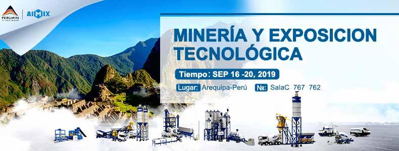 AIMIX Exposición Tecnológica En Perú