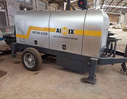ABTC-60 Bombeo Concreto Premezclado - AIMIX