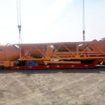 Planta De Concreto De Tipo Tambor Exportada A Indonesia