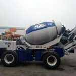 AIMIX Exportó Dos Juegos De Auto Hormigonera a Indonesia Y Kazajstán