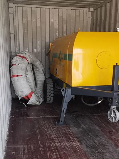 Transporte de La Bomba