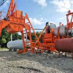 Planta De Asfalto ALYJ60 Ha Finalizado La Instalación En Filipinas