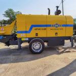 AIMIX Bomba De Concreto Estacionaria ABT40C Se Enviará A Filipinas