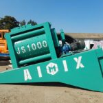 AJY-60 Planta Móvil De Concreto Se Transportará A Filipinas