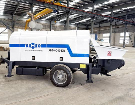 AIMIX maquinaria para fabricar maquina para bombear concretos.