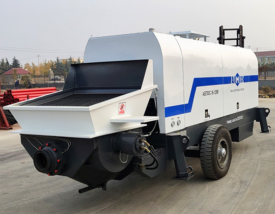 ABT60C Bomba De Hormigón Estacionaria Diesel