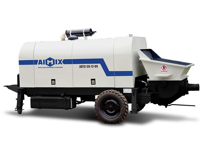 ABTC-50-12-80 Bomba Estacionaria De Concreto