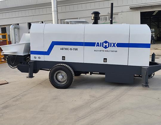 ABTC90 Bombeo Concreto Premezclado - AIMIX