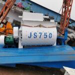 Planta De Concreto Premezclado AJ-35 Iba A Uzbekistán