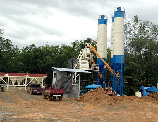 AIMIX Planta De Concreto De AJ35