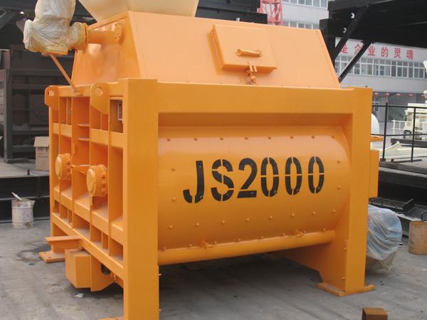 Máquina Mezcladora De Concreto