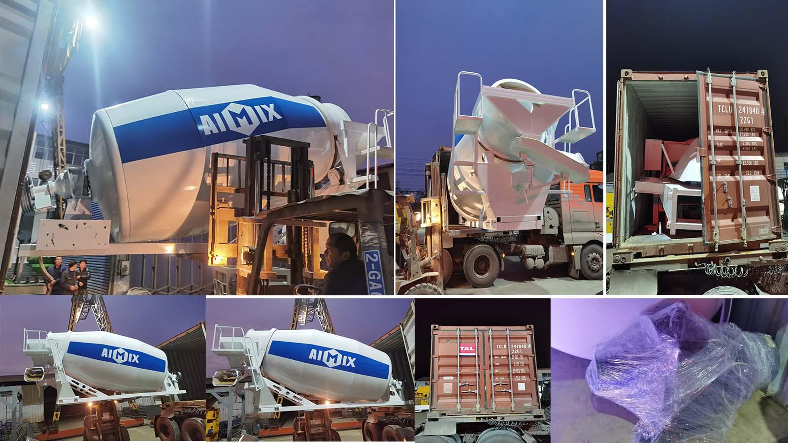 AIMIX Camión Mixer En Venta