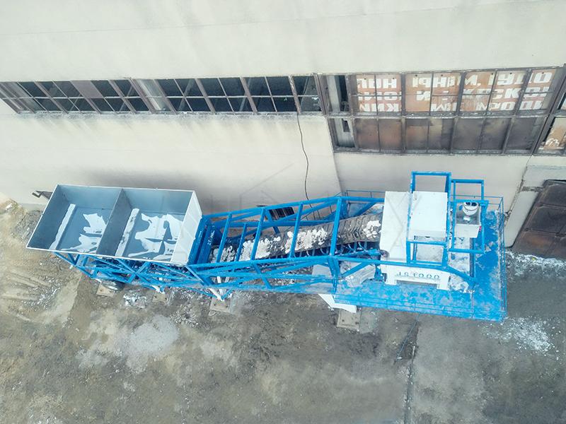 Planta Movil De Concreto De AJY-60
