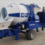 AIMIX ABJZ40C Bomba De Concreto Premezclado Se Exportó A Canadá En Febrero