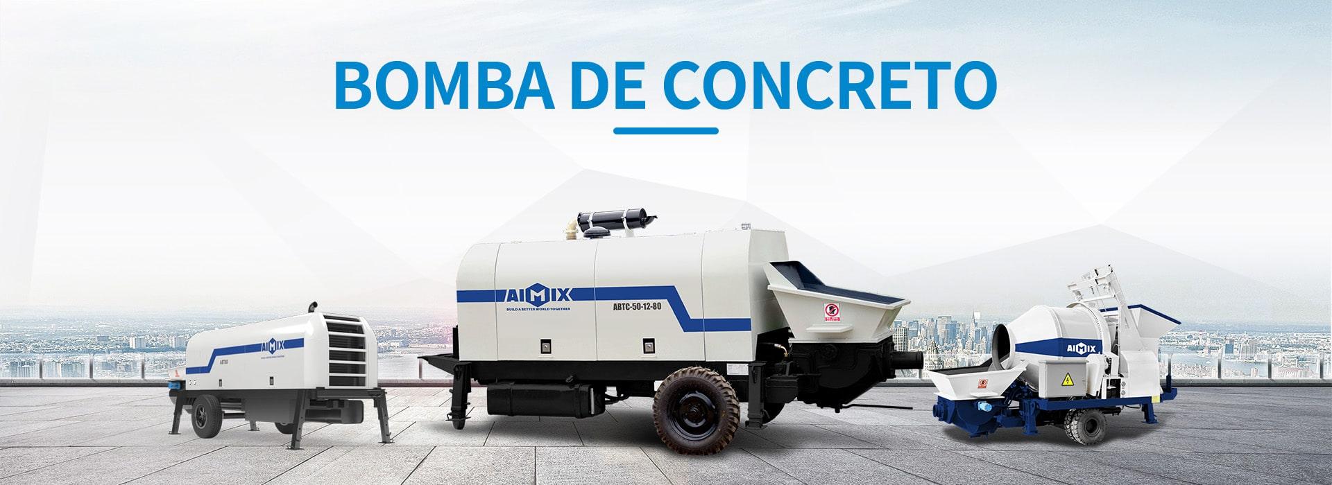 Venta De AIMIX Bomba De Concreto