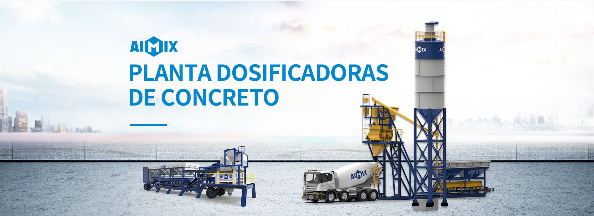 Venta De AIMIX Planta De Concreto