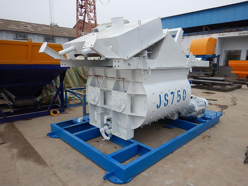 Hormigonera Para Planta De Concreto AJ-35