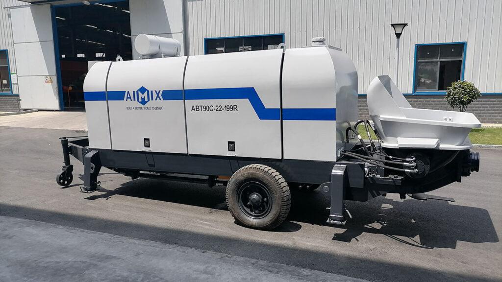 Bomba De Concreto ABT90C