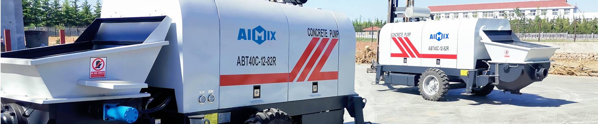 Bomba De Concreto Precio De AIMIX